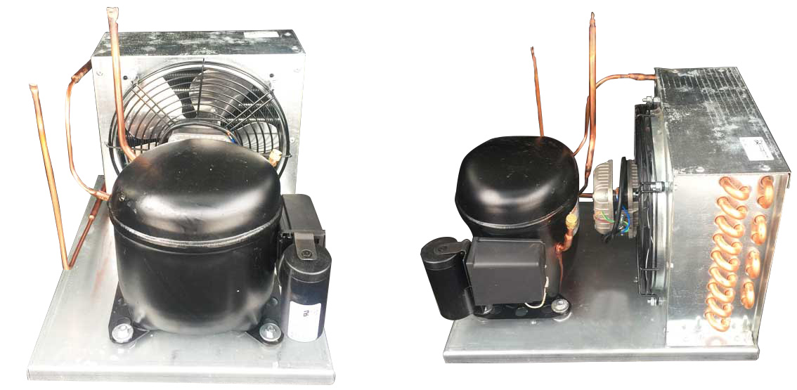 Пример холодильной установки
